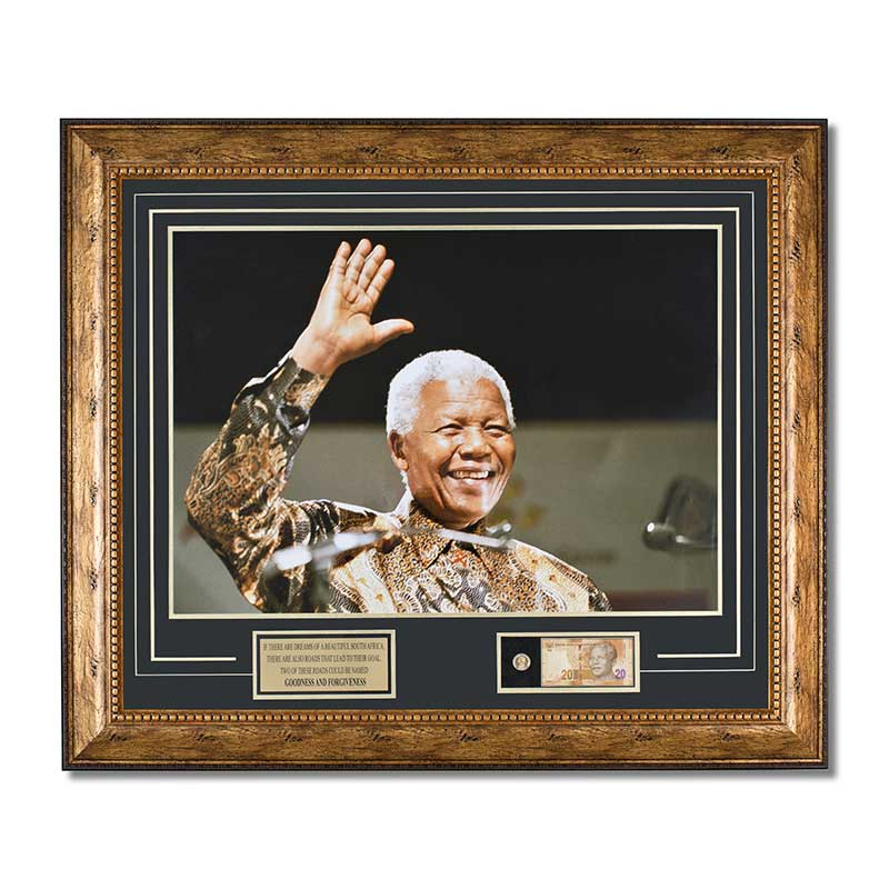 Mscsports Mandela Forgiveness With Note And Quote