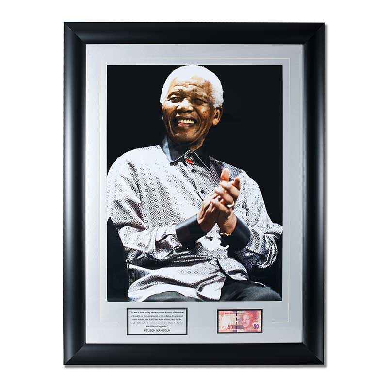 Mscsports Mandela Love With Note And Quote